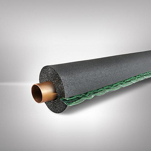 Armaflex Self-Seal 5/8-inch. ID x 1/2-inch. Wall x 6 Feet. Rubber Pipe Insulation