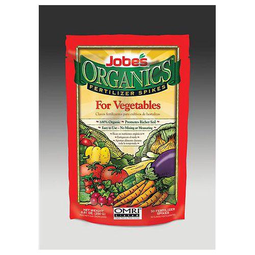 Bâtons d'engrais Organique pour Légumes