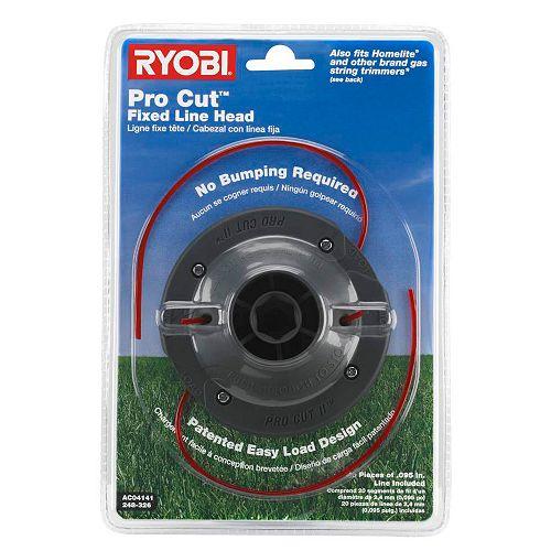 Universal Pro Cut II 0.095 in. Fixed Line String Head