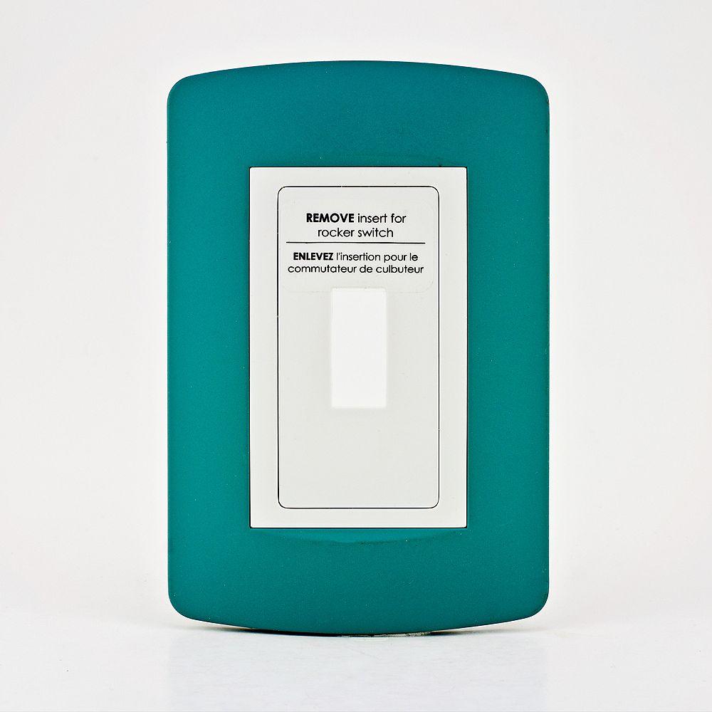 Euro Loft Ensemble de plaques de commutateur electrique Retro-Fit