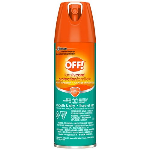 Familycare 71g Smooth & Dry Insect Spray