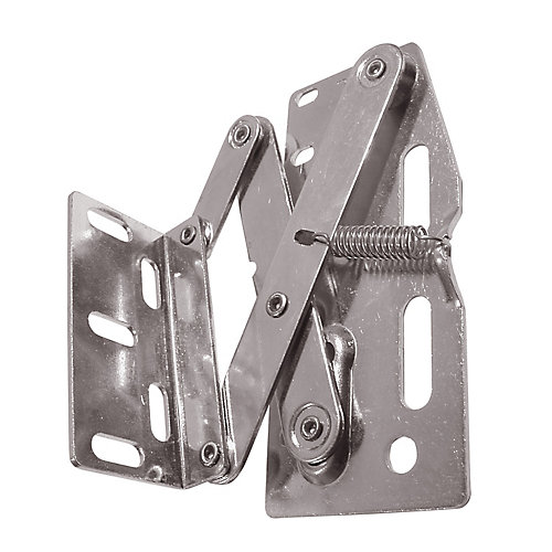 Tip-Out False Tray Hinge