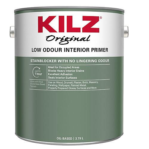 ORIGINAL- Apprêt intérieur à faible odeur - 3,79 L