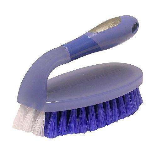 Metropolis Iron Handle Scrub Brush