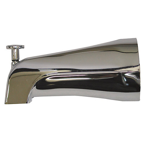 Adjustable Universal Tub Spout - Slip On or Threaded