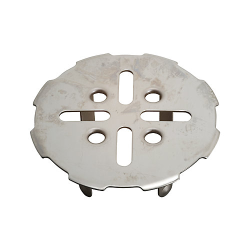 Snap In Drain Cover - 4 Inch