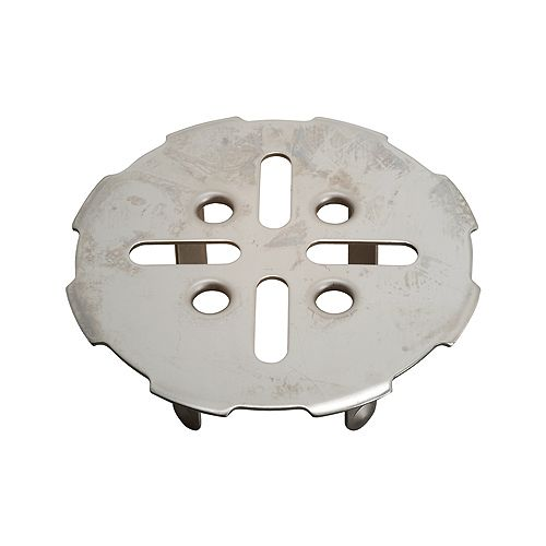Snap In Drain Cover - 2-inch