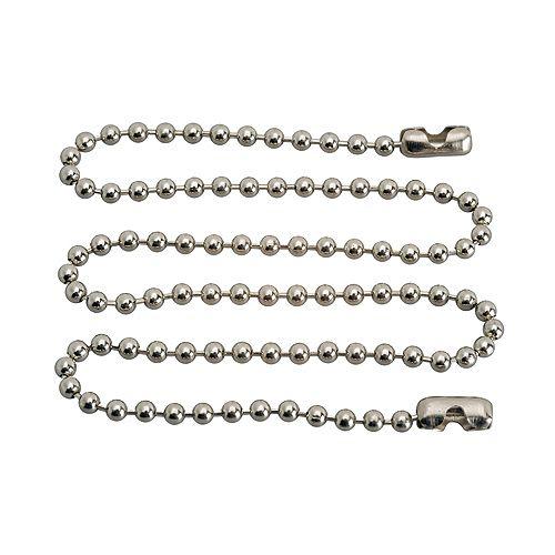 Stopper Chain 15-inch Chrome