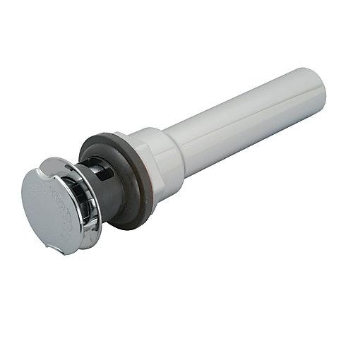 Bonde de lavabo escamotable 32 mm x 20 cm