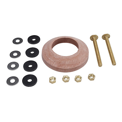 Thick Tank To Bowl Kit - Gasket and Bolts