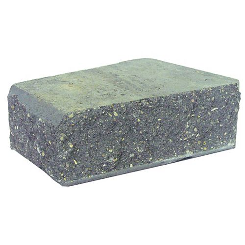 Cindercrete Easystack- L Corner- Charcoal