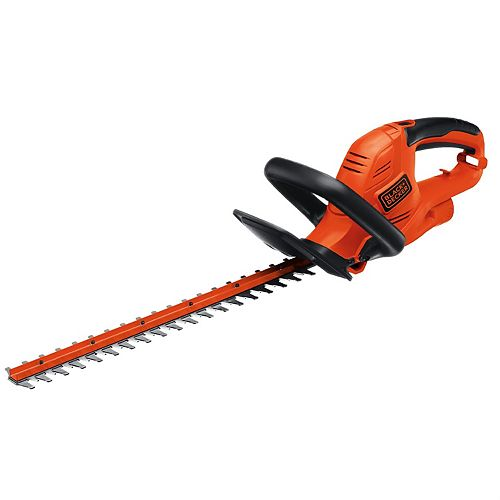 BLACK+DECKER 20-inch 3.8 Amp Corded Electric Hedge Trimmer