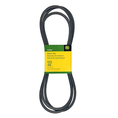 48-inch Deck Drive Belt for  Lawn Mowers