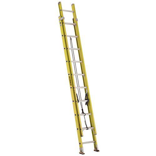 fibreglass extension ladder 20 Feet  grade IA