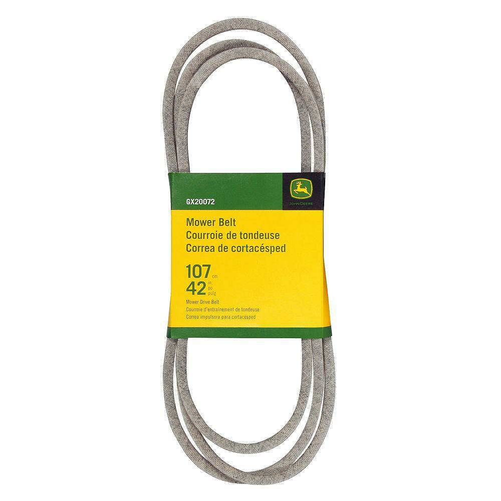 John Deere 42-inch Lawn Mower Belt for Select  Lawn Mowers