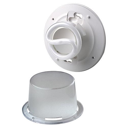 Compact Fluorescent Lampholder ENERGY STAR kit, White