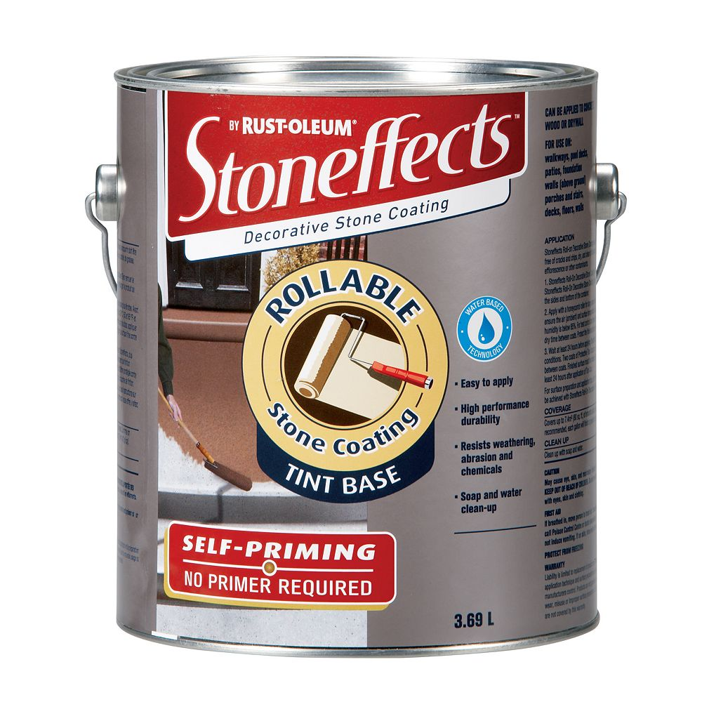 Stoneffects Rollable 3.69L