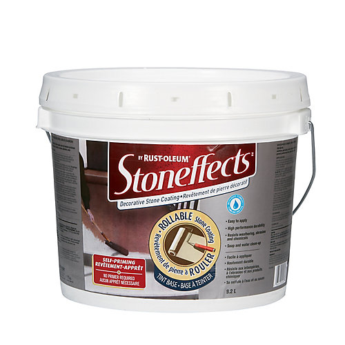 Stone Effects 9.2L Rollable