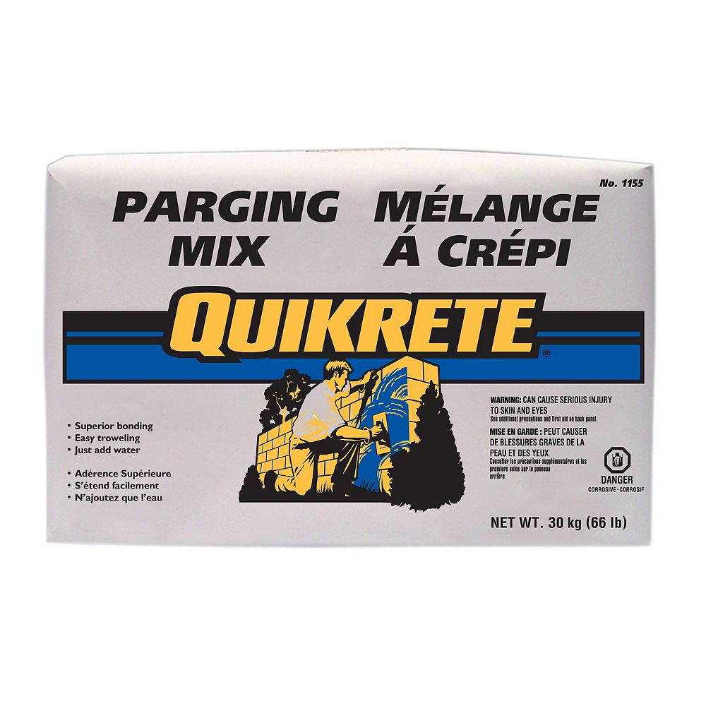 Quikrete Parging Mix 30kg