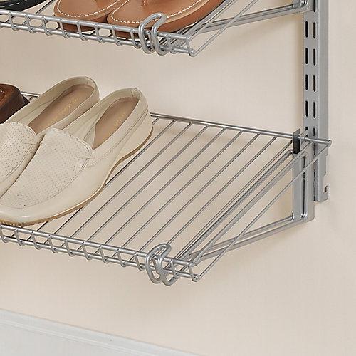 Configurations Shoe Shelf Supports