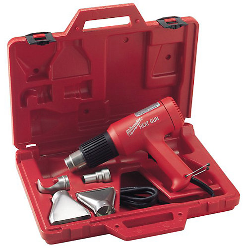 Milwaukee Dual Temp Heat Gun Kit