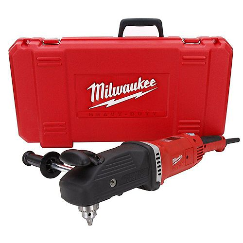 1/2-inch Super Hawg Corded Drill with Case