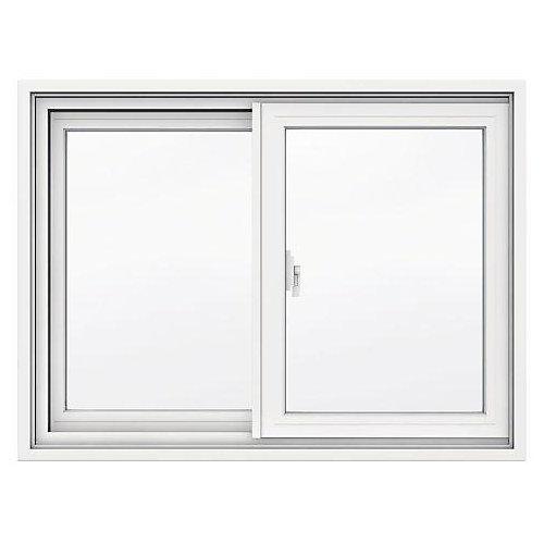 31 5/8-inch x 23-inch 1700 Series Sliding Vinyl Clad Window with 4 9/16-inch Frame - ENERGY STAR®