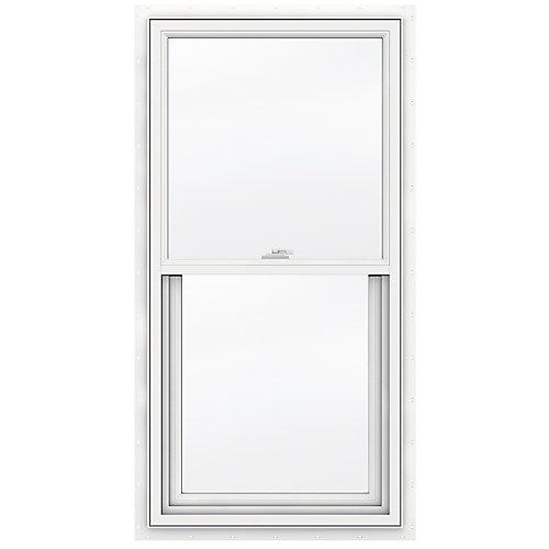 24-inch x 48-inch 3500 Series Single Hung Vinyl Window - ENERGY STAR®