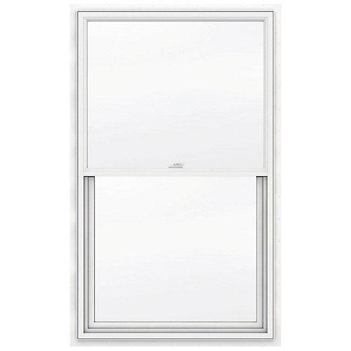 30-inch x 60-inch 3500 Series Single Hung Vinyl Window - ENERGY STAR®
