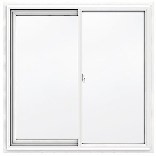 48-inch x 48-inch 3500 Series Sliding Vinyl Window - ENERGY STAR®