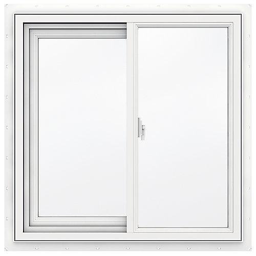 30-inch x 30-inch 3500 Series Sliding Vinyl Window - ENERGY STAR®