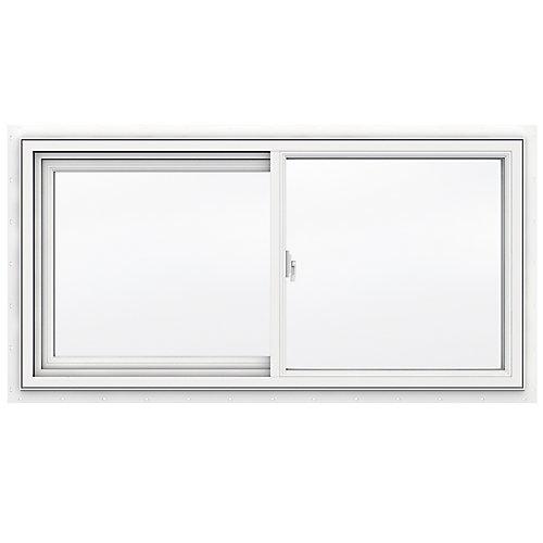 48-inch x 24-inch 3500 Series Sliding Vinyl Window - ENERGY STAR®