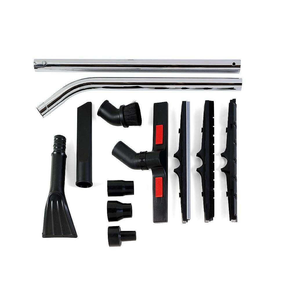 RIDGID Heavy-Duty Cleaning Kit for Wet/Dry Vacuums