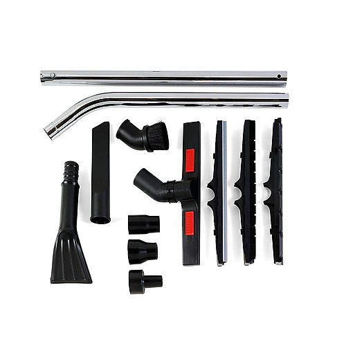Heavy-Duty Cleaning Kit for Wet/Dry Vacuums
