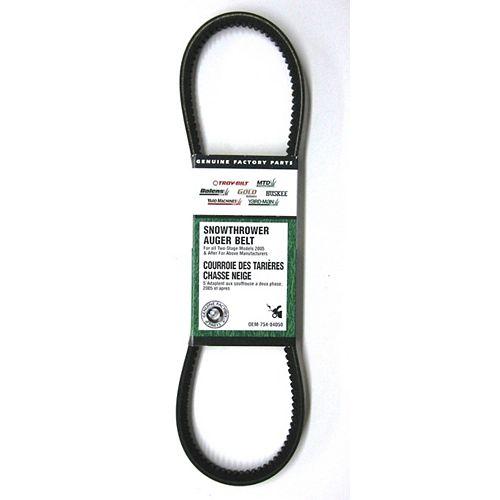 MTD Genuine Factory Parts Snowblower Auger Drive Belt for 500/600 Series