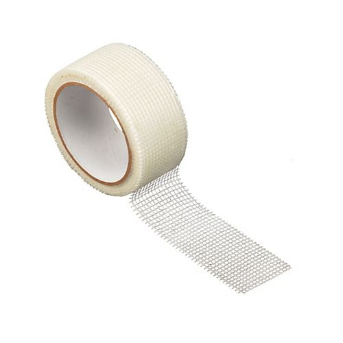 2 Inch Cement Board Seam Tape for Cement Backerboard and Tile Underlayment, 50 Feet Roll