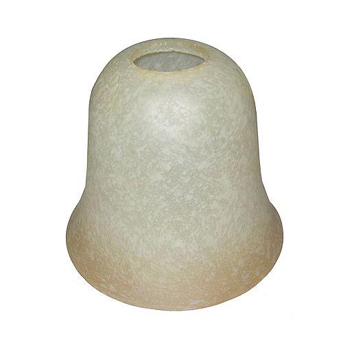 Shawson Lighting 5.875 In. Glass, Scavo Finish
