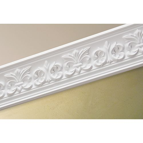4 inch French Cornice Moulding