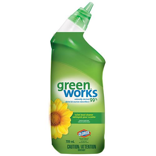 GreenWorks 709 mL Toilet Bowl Cleaner