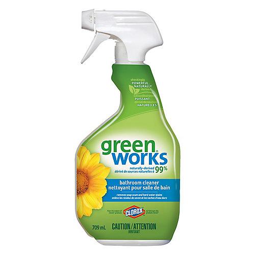 Bathroom Cleaner Spray, 709 mL