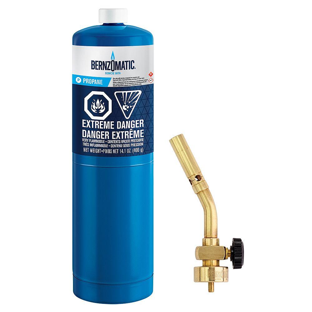 Bernzomatic UL100 Basic Propane Torch Kit