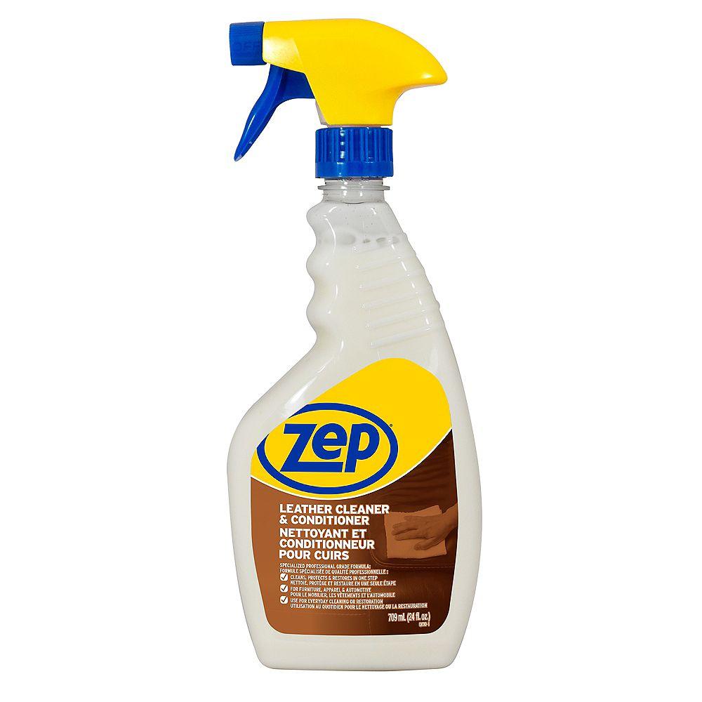Zep Commercial Nettoyant supérieur pour cuirs – 710 mL