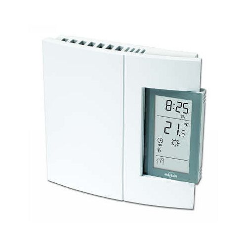 Aube 7 Day Programmable Electric Baseboard Heat Thermostat