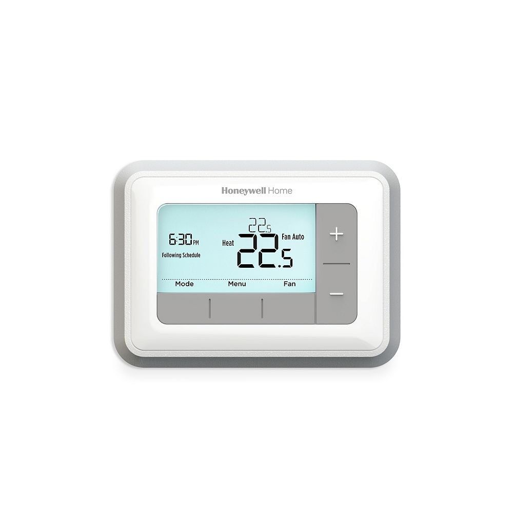 Honeywell Home T4 Thermostat Programmable 5-1-1 Jours