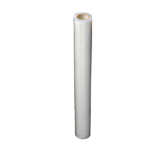 24 x 50  ft. Temporary Carpet Protection Self Adhering Film, 100 Sq. ft. Roll