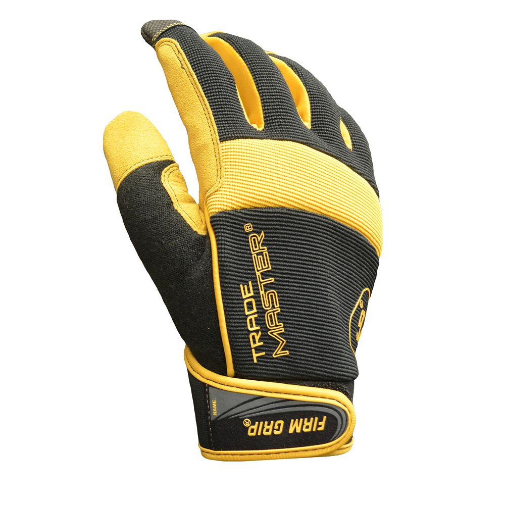 Firm Grip High Dexterity Workmaster Gloves - Medium