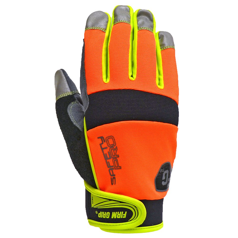 Firm Grip Safety Pro Gloves Large