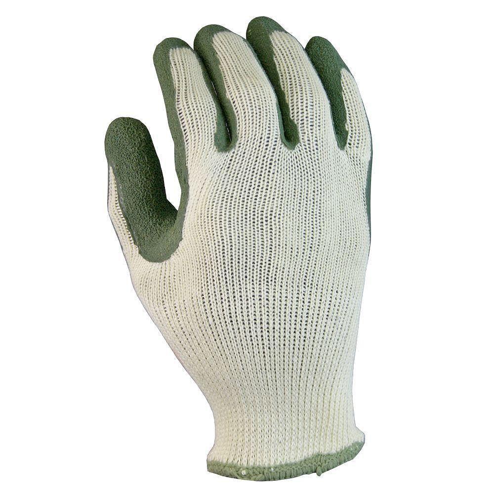 Firm Grip Gants tout usage enduits de latex - Petits