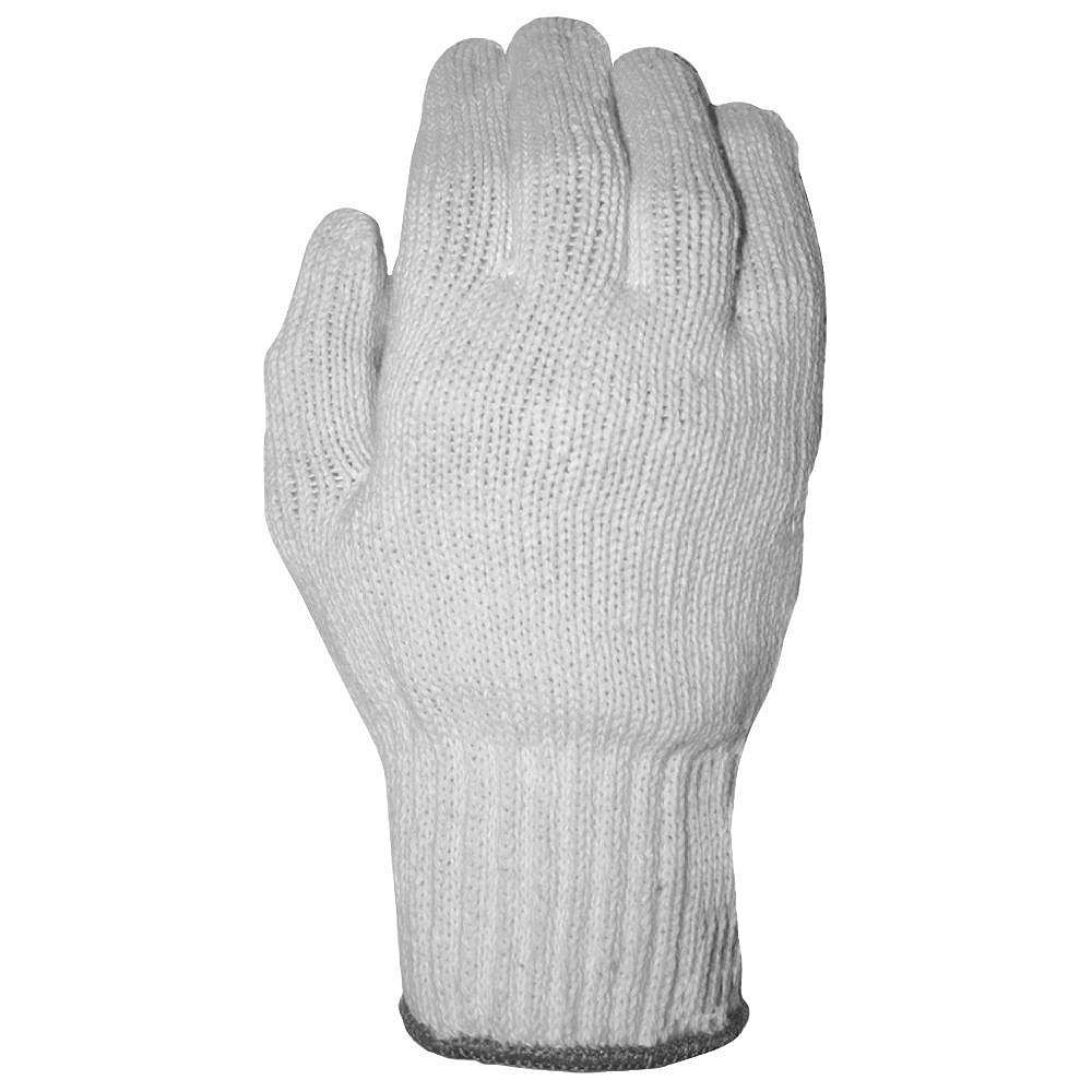 Firm Grip String Knit Gloves (12-Pack)