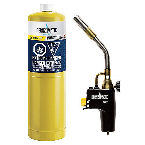 TS8000KC Max Heat Torch Kit